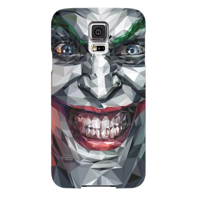 Чехол для Samsung Galaxy S5 Printio Джокер samsung g900h galaxy s5 16гб белый в омске