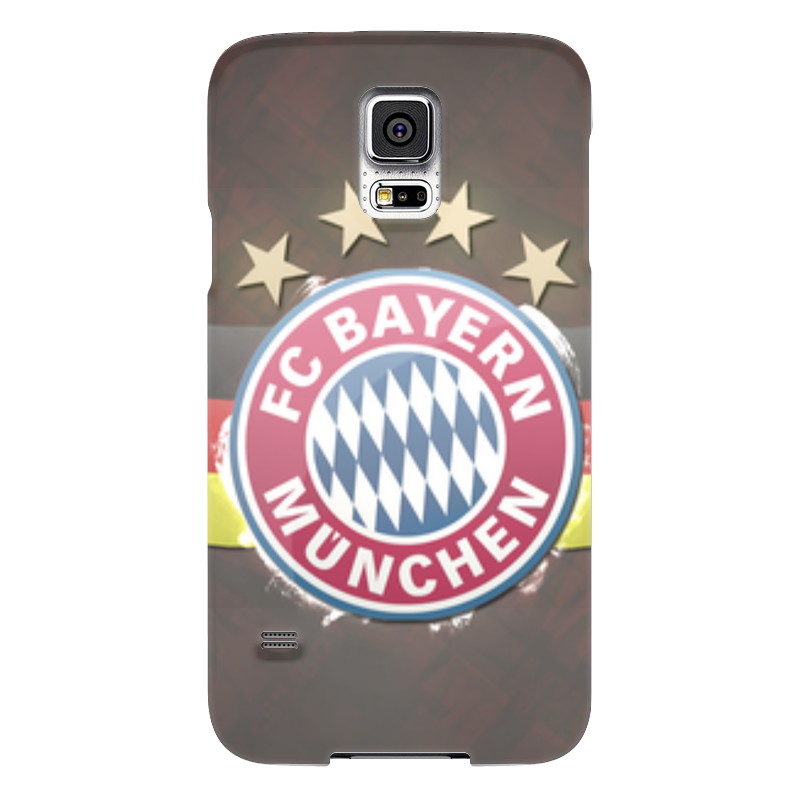 Чехол для Samsung Galaxy S5 Printio Fc bayern чехол для samsung galaxy s5 printio череп художник