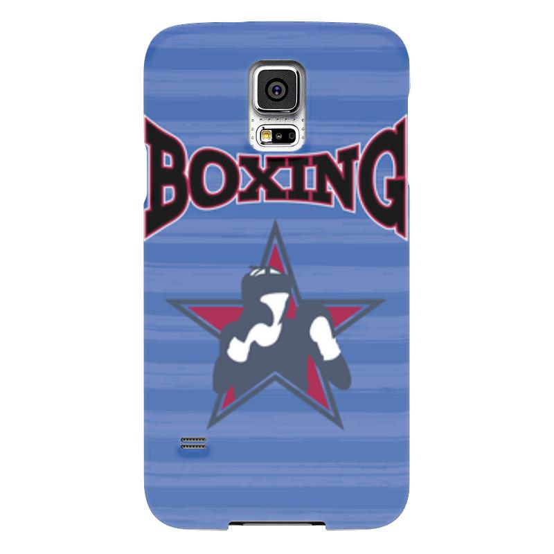 Чехол для Samsung Galaxy S5 Printio Боксер чехол для samsung galaxy s5 printio боксер