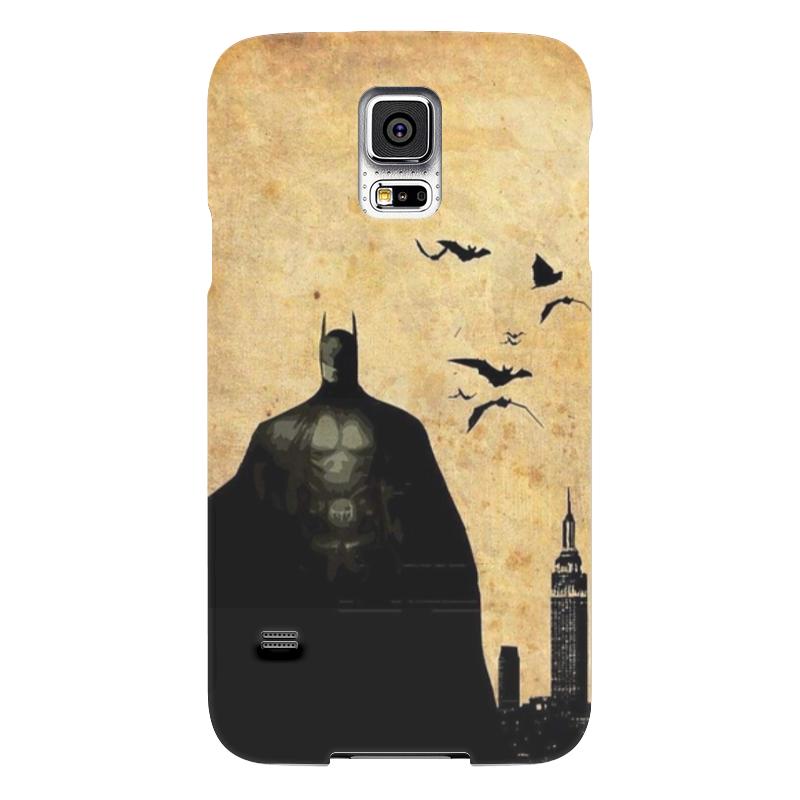 Чехол для Samsung Galaxy S5 Printio Batman чехол для samsung galaxy s5 printio бохо шик зеленый