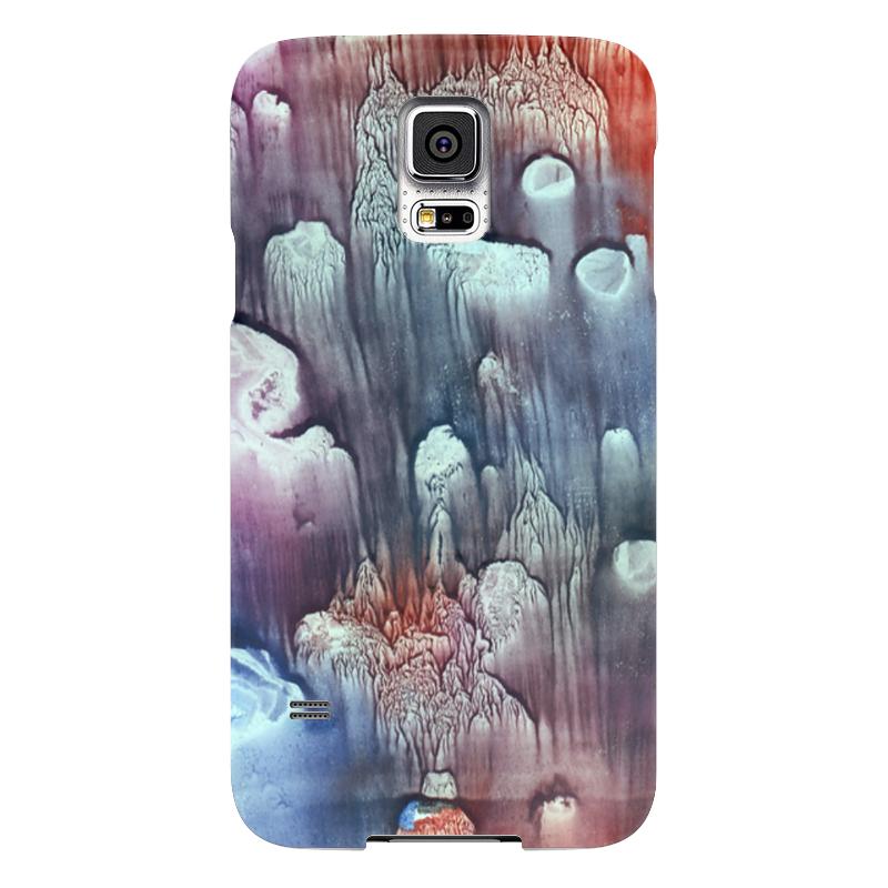 Чехол для Samsung Galaxy S5 Printio Акварелька чехол для samsung galaxy s5 sahar cases цвет мультиколор