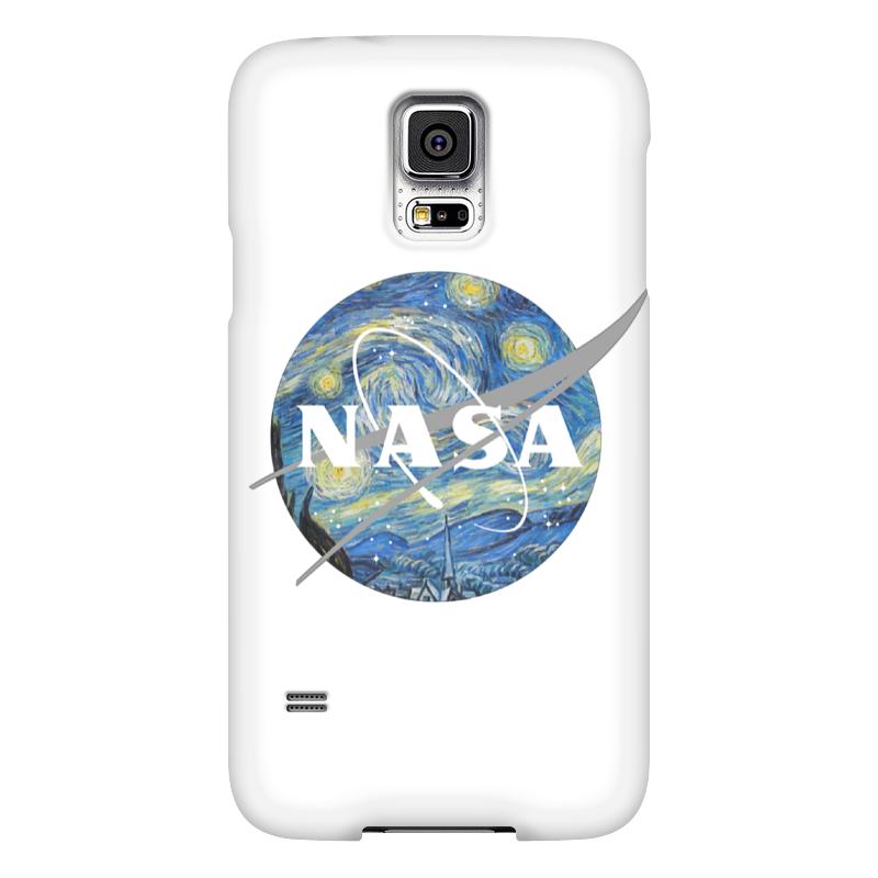 Чехол для Samsung Galaxy S5 Printio /nasa чехол для samsung galaxy s5 printio череп художник