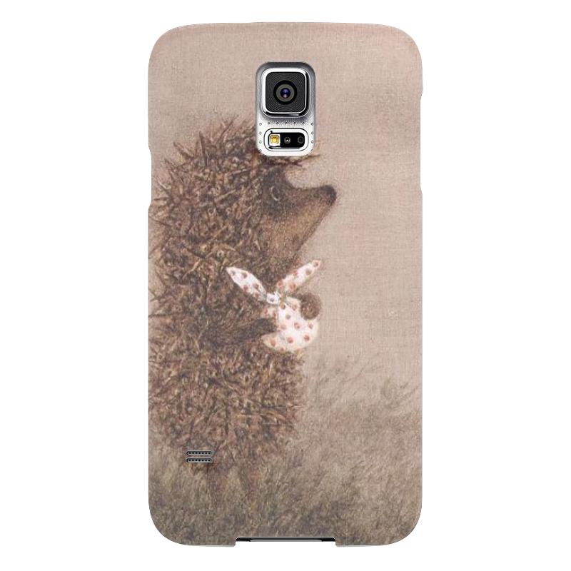 Чехол для Samsung Galaxy S5 Printio Ежик в тумане чехол для samsung galaxy s5 printio череп художник