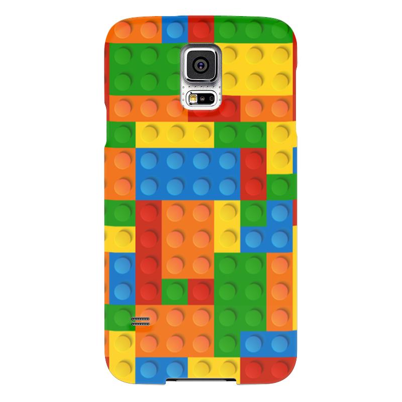 Чехол для Samsung Galaxy S5 Printio Конструктор лего детское лего gudi