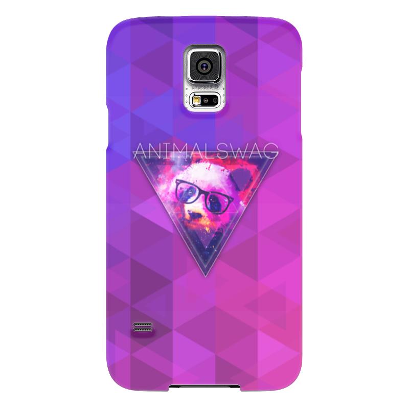 Чехол для Samsung Galaxy S5 Printio animalswag ii collection: panda чехол для samsung s8530 wave ii palmexx кожаный в петербурге