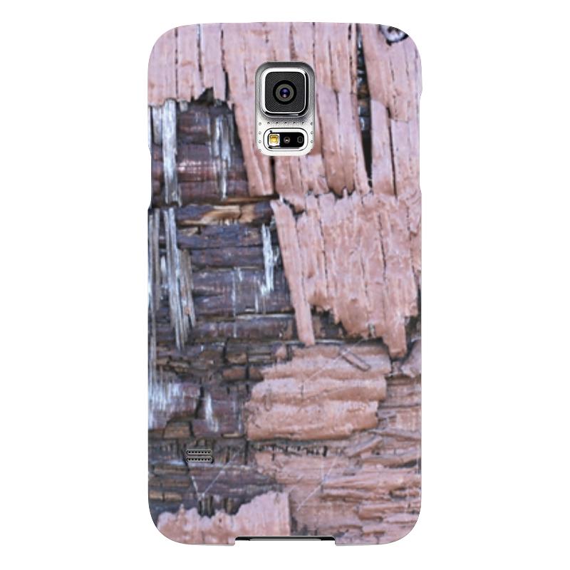 Чехол для Samsung Galaxy S5 Printio Деревянный чехол для samsung galaxy s5 printio череп художник