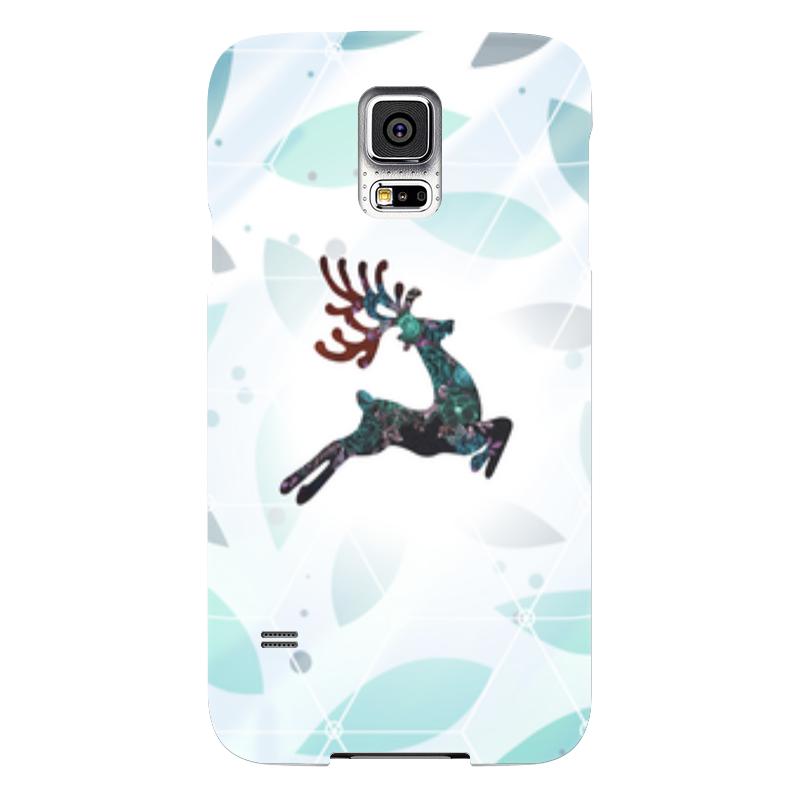 Чехол для Samsung Galaxy S5 Printio Северный арт костюм алтекс северный олень