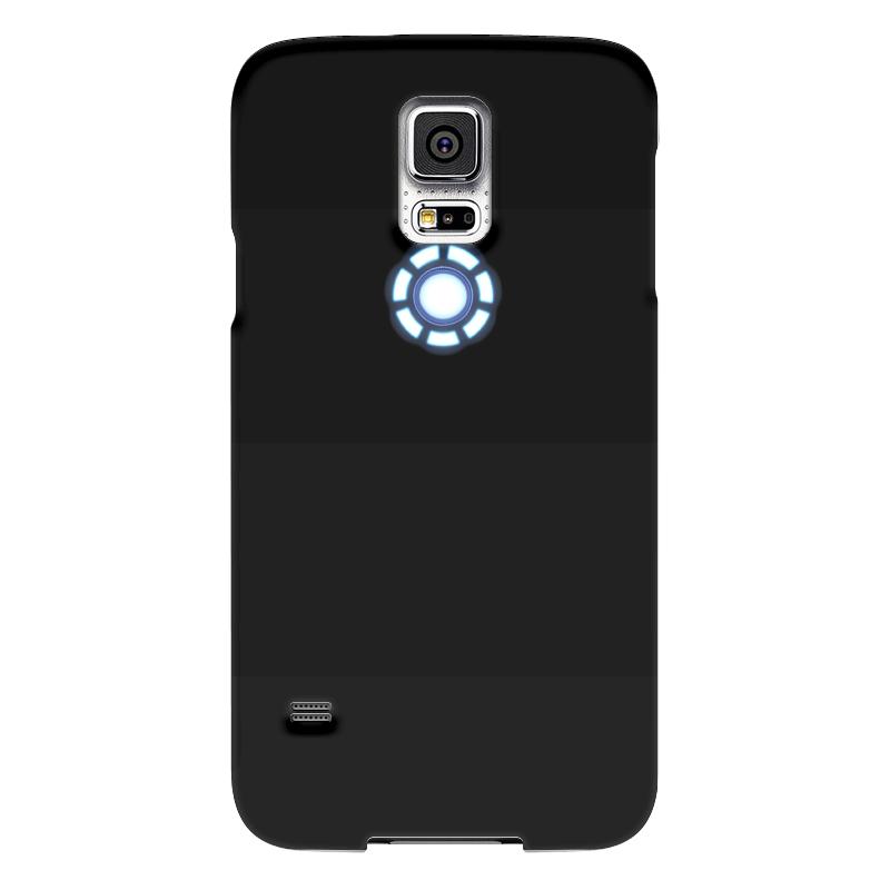 Чехол для Samsung Galaxy S5 Printio Железный человек чехол для samsung galaxy s5 printio череп художник