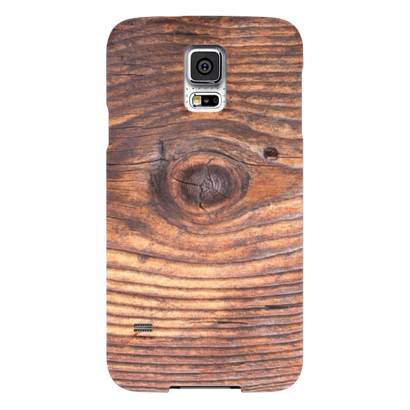 Чехол для Samsung Galaxy S5 Printio Дерево чехол для samsung galaxy s5 printio череп художник