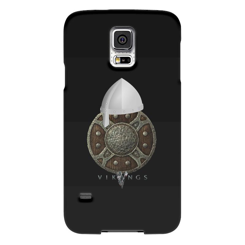 Чехол для Samsung Galaxy S5 Printio Викинги. vikings чехол для samsung galaxy s5 printio стимпанк голова