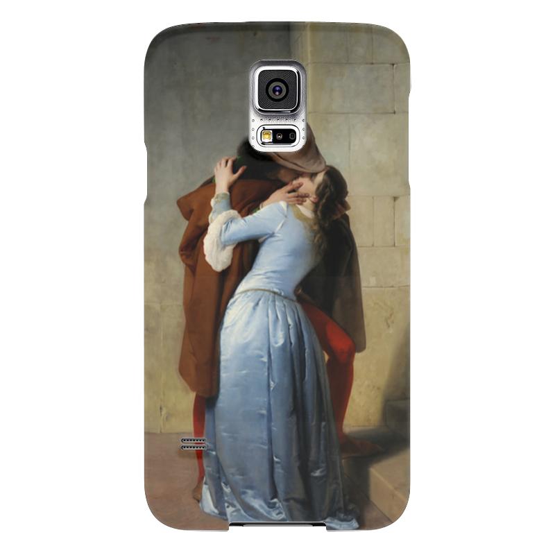 Чехол для Samsung Galaxy S5 Printio Поцелуй (франческо айец) чехол для samsung galaxy s5 printio череп художник