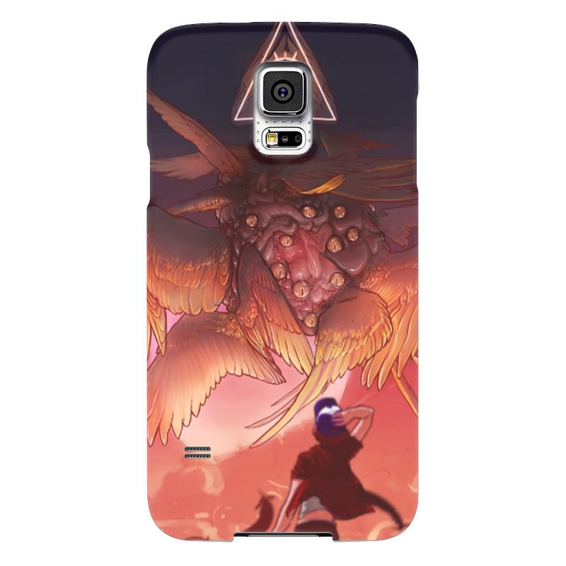 Чехол для Samsung Galaxy S5 Printio Gravity falls чехол для samsung galaxy s5 printio череп художник