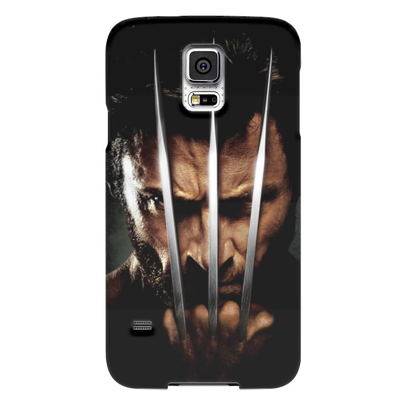 Чехол для Samsung Galaxy S5 Printio Росомаха чехол для samsung galaxy s5 printio slim finnegan