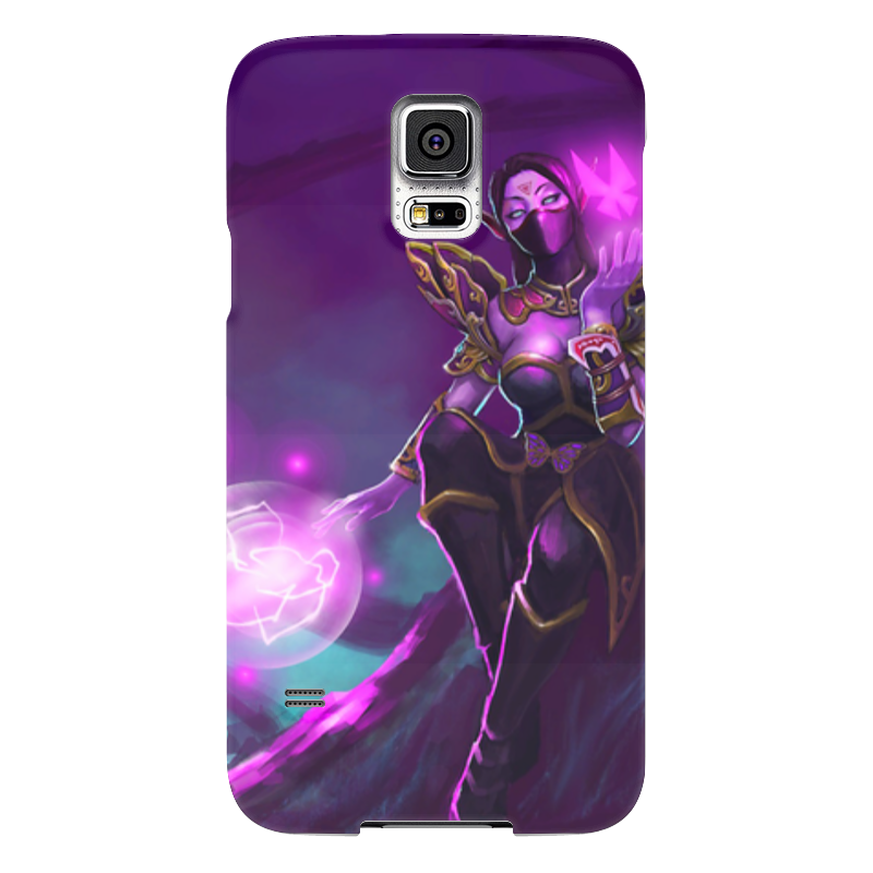Чехол для Samsung Galaxy S5 Printio Warcraft collection чехол для samsung galaxy s5 printio череп художник