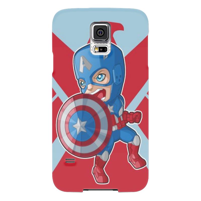 Чехол для Samsung Galaxy S5 Printio Капитан америка чехол для samsung galaxy s5 printio товарищеский матч