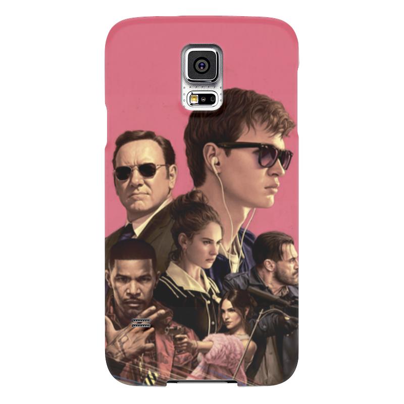 Чехол для Samsung Galaxy S5 Printio Baby driver чехол для samsung galaxy s5 sahar cases цвет мультиколор