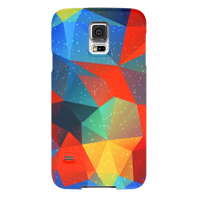 Чехол для Samsung Galaxy S5 Printio Абстракция чехол для samsung galaxy s5 printio череп художник