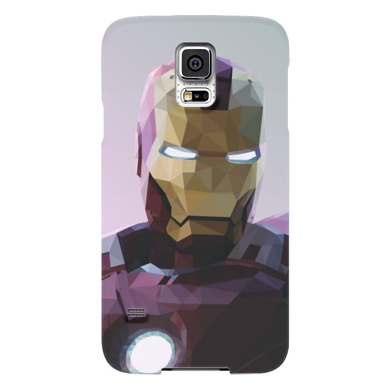 Чехол для Samsung Galaxy S5 Printio Железный человек чехол для samsung galaxy s5 printio композиция в сером