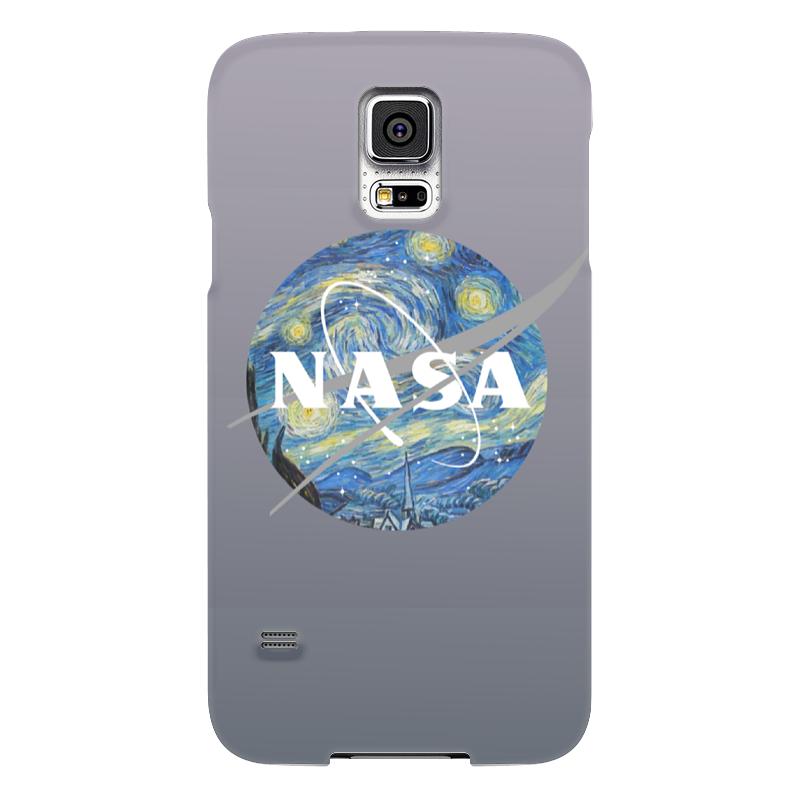 Чехол для Samsung Galaxy S5 Printio /nasa чехол для samsung galaxy s5 sahar cases цвет мультиколор