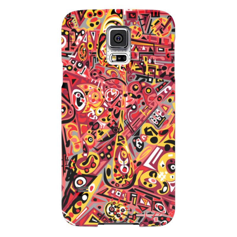 Чехол для Samsung Galaxy S5 Printio Zdermm431 чехол для samsung galaxy s5 printio samurai cat