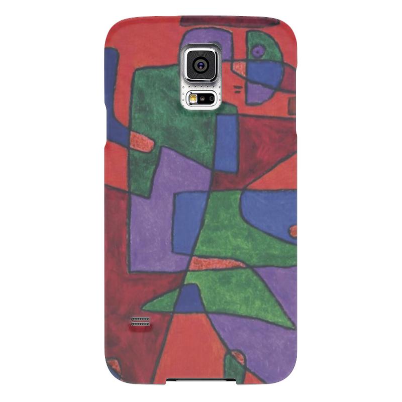 Чехол для Samsung Galaxy S5 Printio Будущее (пауль клее) чехол для samsung galaxy s5 printio череп художник