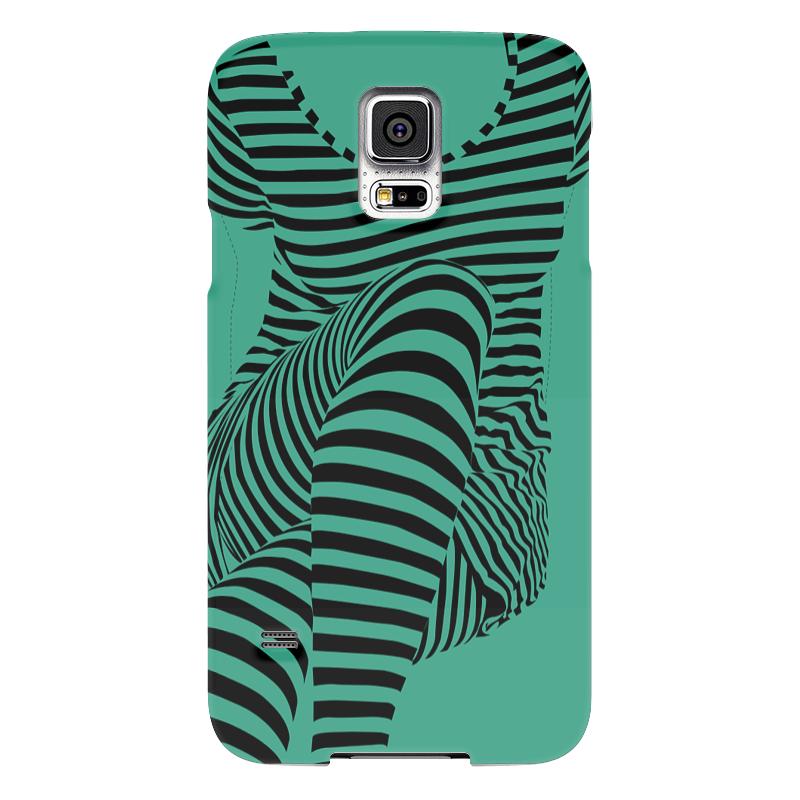 Чехол для Samsung Galaxy S5 Printio раздвоение личности чехол для samsung galaxy s5 printio череп художник