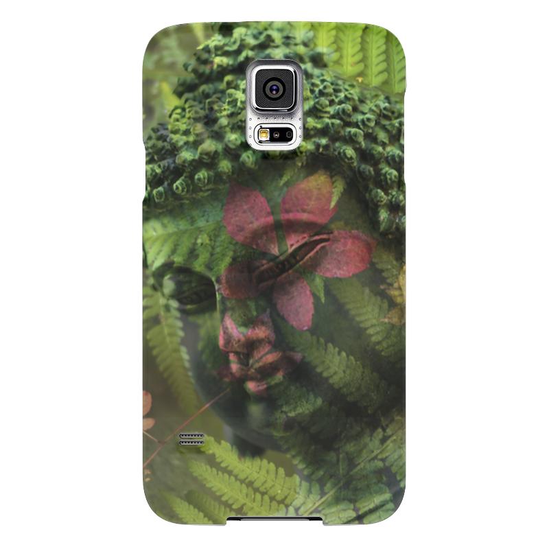 Чехол для Samsung Galaxy S5 Printio Будда чехол для samsung galaxy s5 printio череп художник
