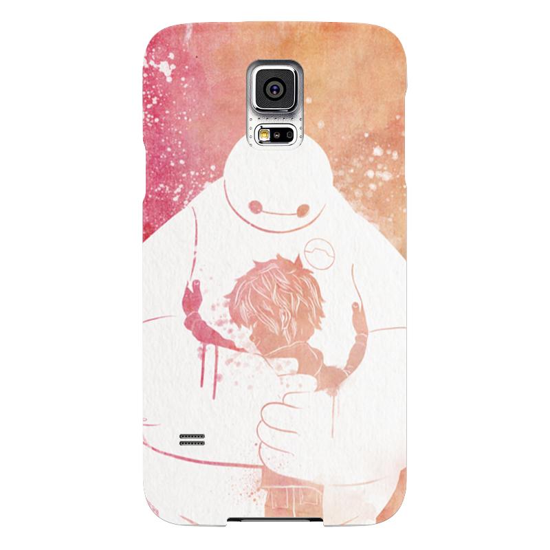 Чехол для Samsung Galaxy S5 Printio Беймакс чехол для samsung galaxy s5 printio skull