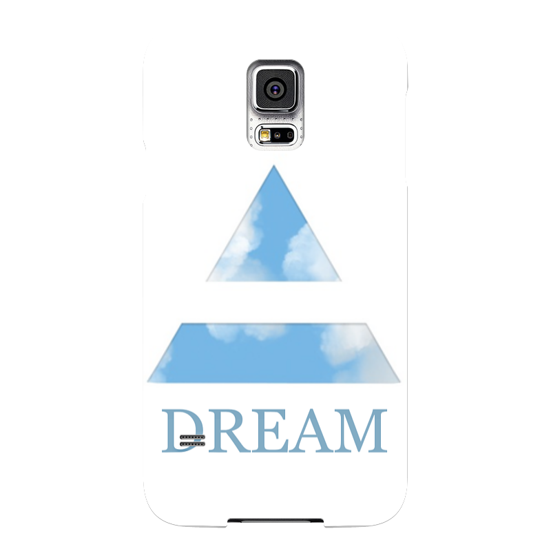 Чехол для Samsung Galaxy S5 Printio 30 seconds to mars triad mission to mars