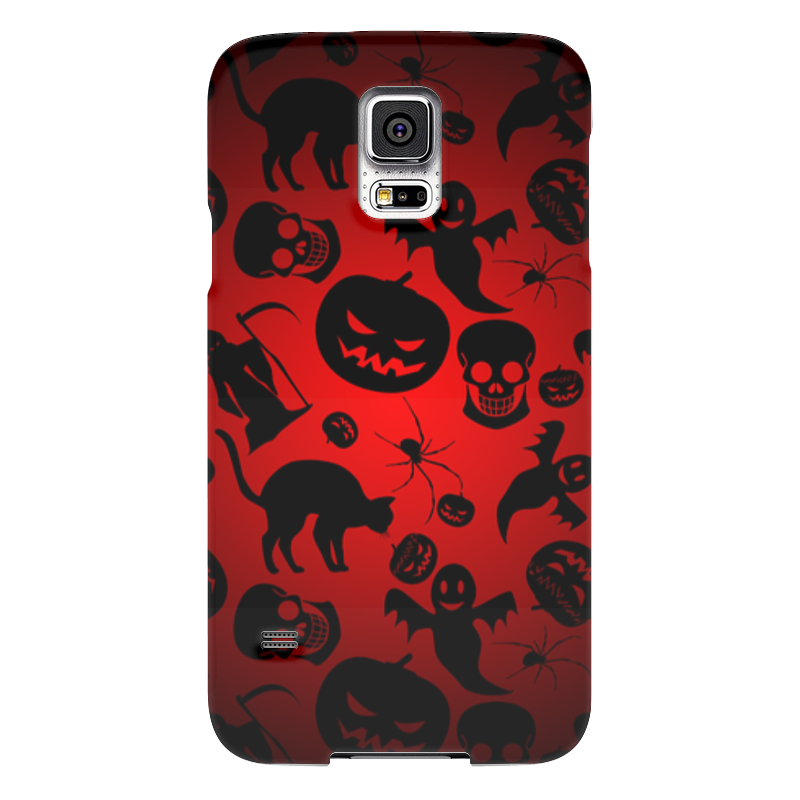 Чехол для Samsung Galaxy S5 Printio Хэллоуин чехол для samsung galaxy s5 printio череп художник
