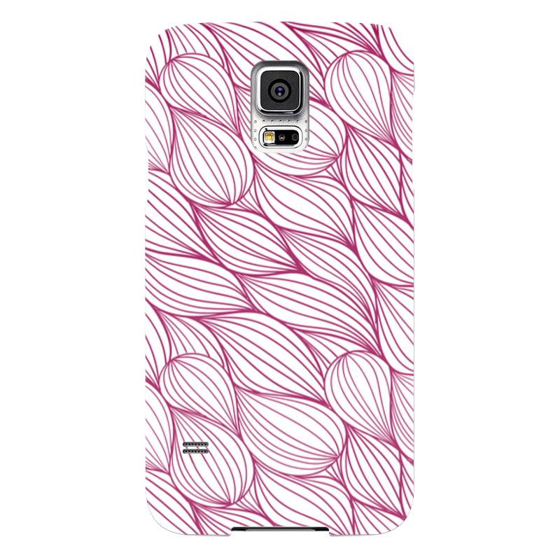 Чехол для Samsung Galaxy S5 Printio Абстрактная текстура чехол для samsung galaxy s5 printio череп художник