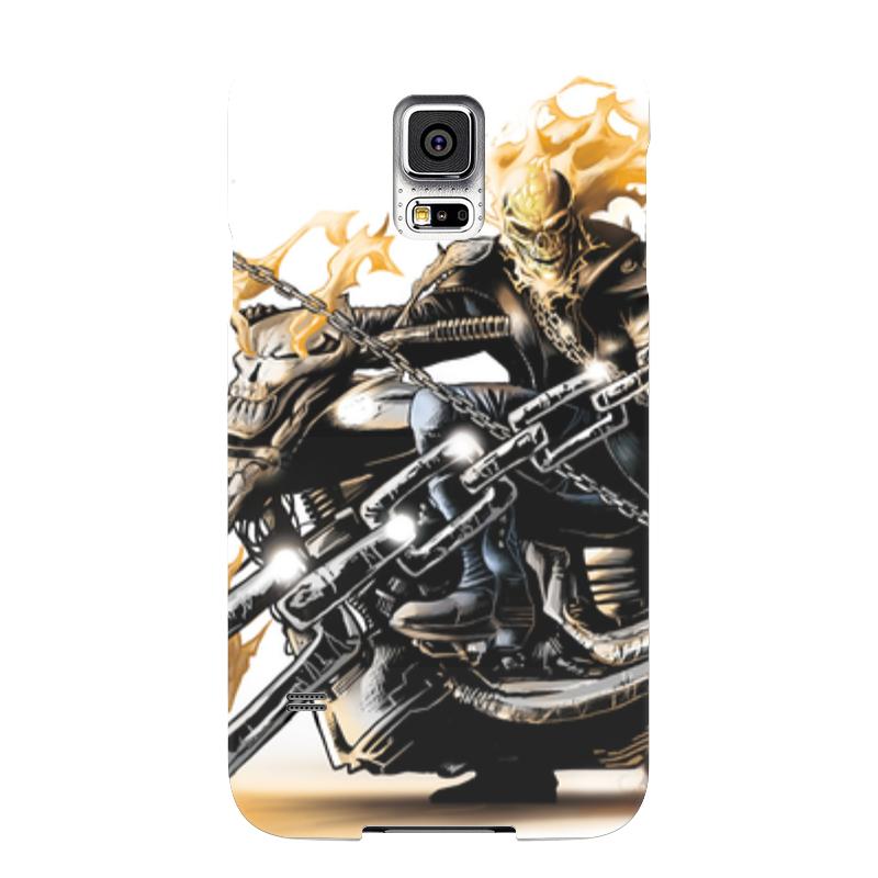 Чехол для Samsung Galaxy S5 Printio Скелет чехол для samsung galaxy s5 printio боксер