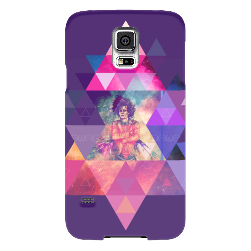 Чехол для Samsung Galaxy S5 Printio hipsta swag collection: edward scissorhands чехол для samsung galaxy s5 printio череп художник