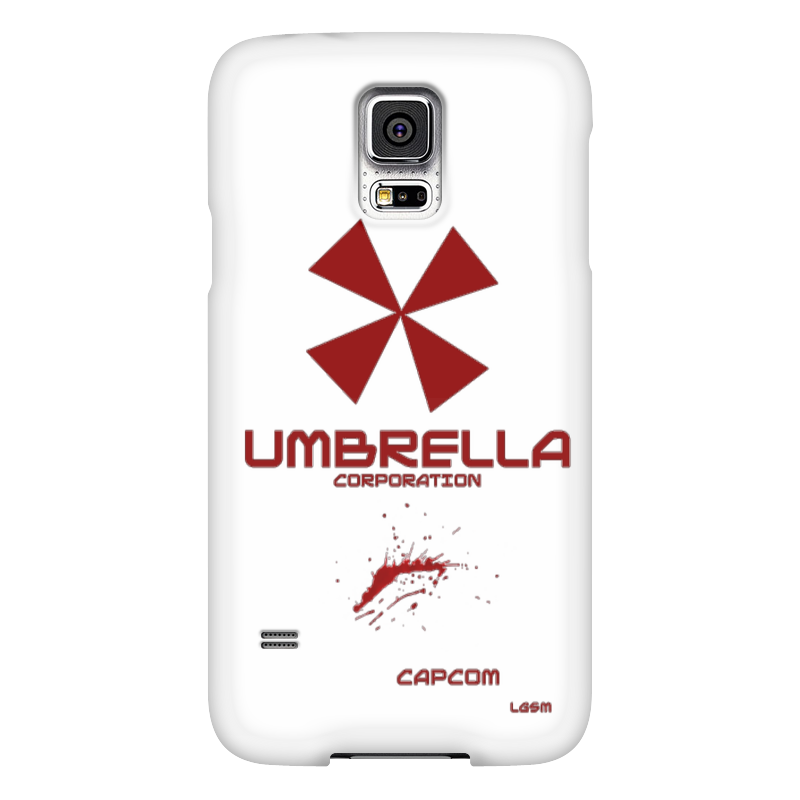 Чехол для Samsung Galaxy S5 Printio Umbrella corporation чехол для samsung galaxy s5 printio череп художник
