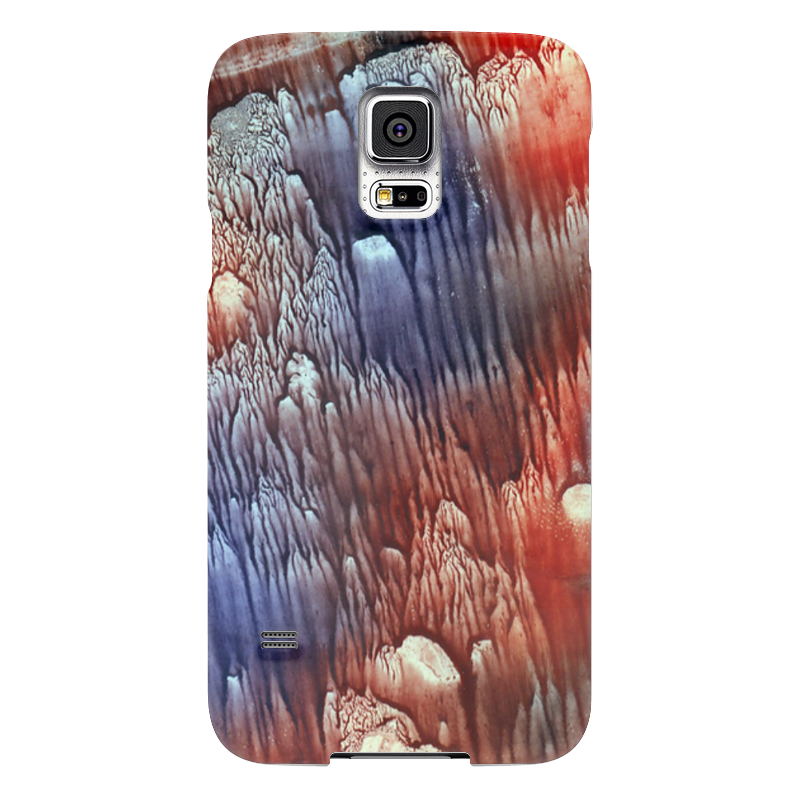 Чехол для Samsung Galaxy S5 Printio Акварелька чехол для samsung galaxy s5 printio череп художник