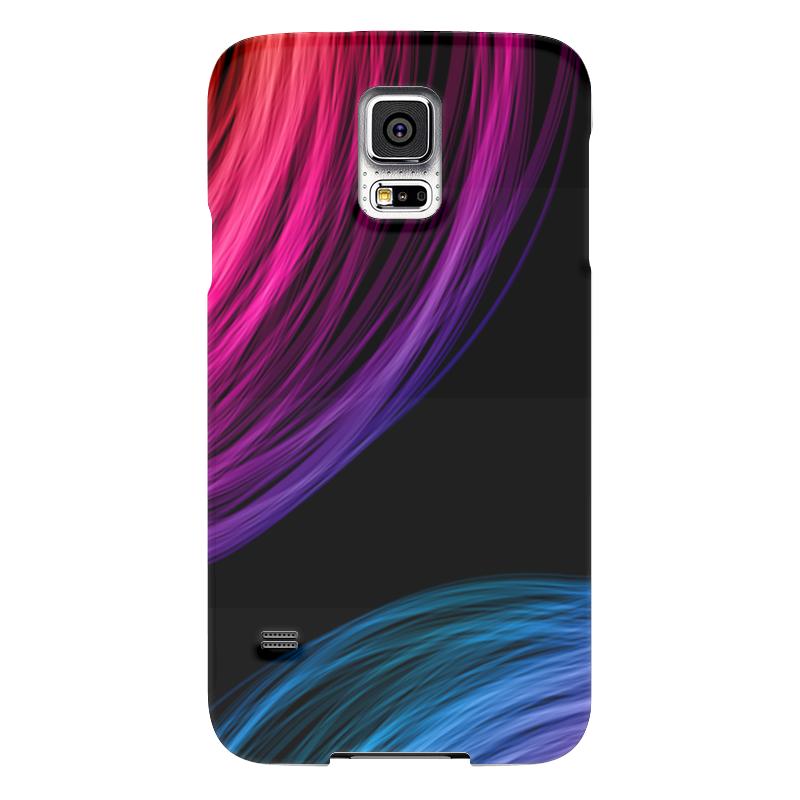 Чехол для Samsung Galaxy S5 Printio Абстракция samsung g900h galaxy s5 16гб белый в омске