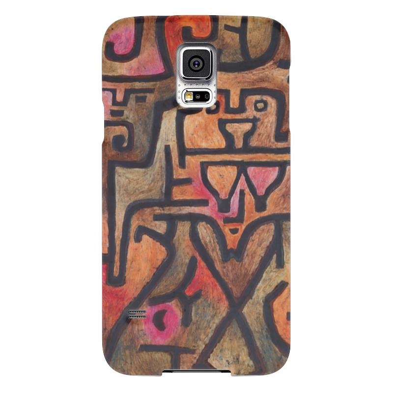 Чехол для Samsung Galaxy S5 Printio Лесные ведьмы (пауль клее) чехол для samsung galaxy s5 printio череп художник
