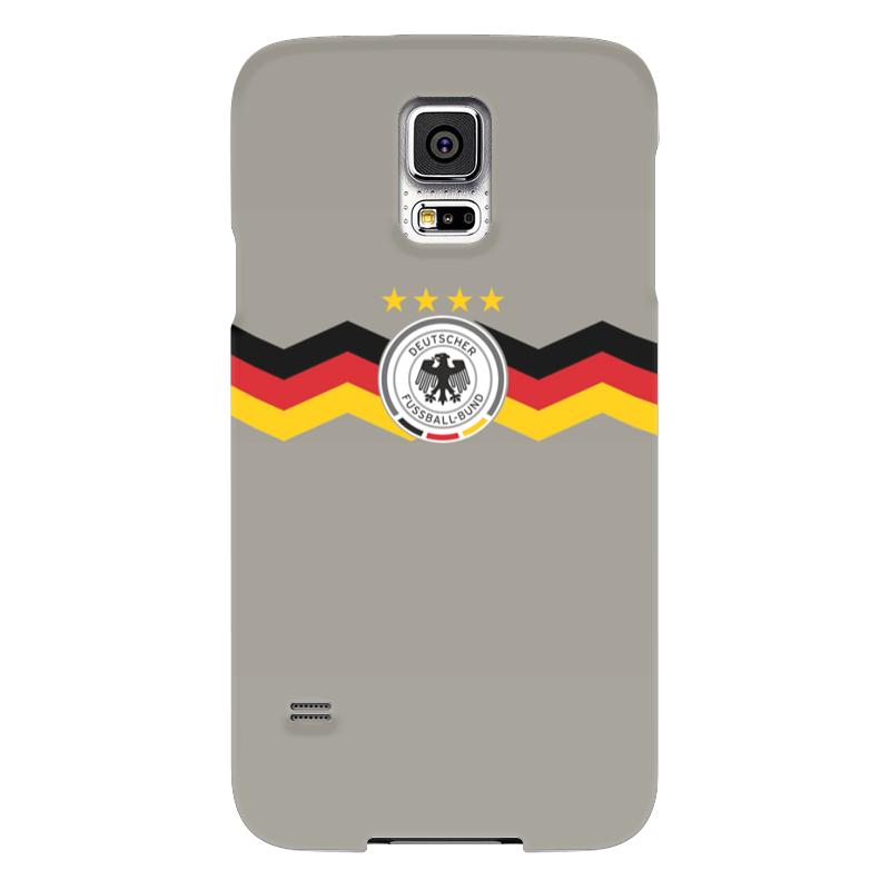 Чехол для Samsung Galaxy S5 Printio Сборная германии чехол для samsung galaxy s5 printio череп