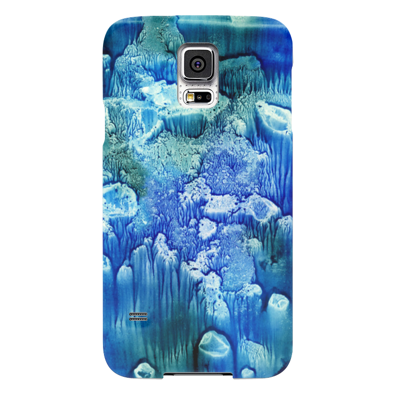 Чехол для Samsung Galaxy S5 Printio Акварелька чехол для samsung galaxy s5 printio боксер