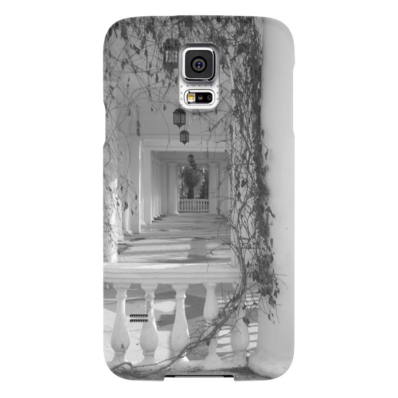 Чехол для Samsung Galaxy S5 Printio Осень чехол для samsung galaxy s5 printio череп художник