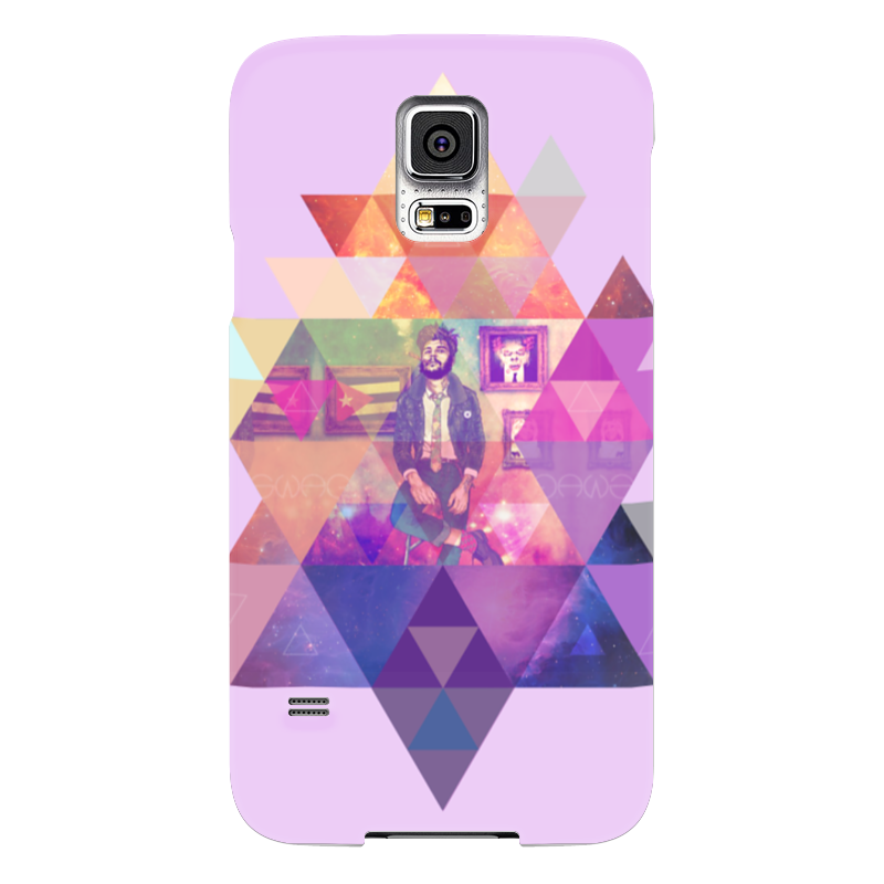 Чехол для Samsung Galaxy S5 Printio hipsta swag collection: che guevara чехол для samsung galaxy s5 printio череп художник
