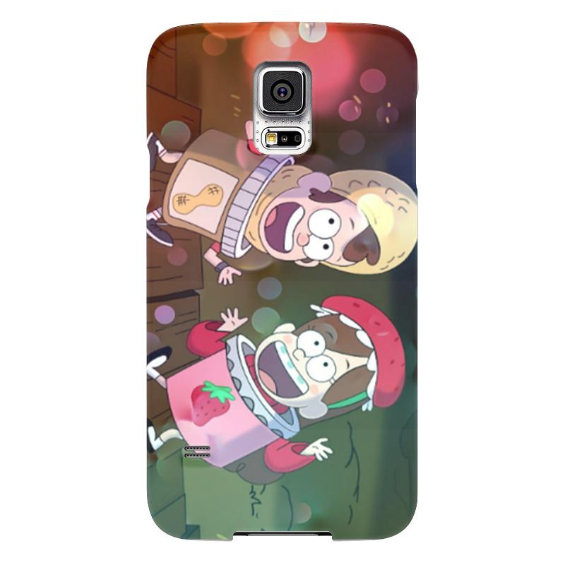 Чехол для Samsung Galaxy S5 Printio Гравити фолз чехол для samsung galaxy s5 printio skull