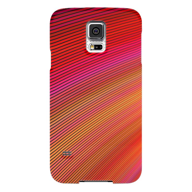 Чехол для Samsung Galaxy S5 Printio Радуга чехол для samsung galaxy s5 sahar cases цвет мультиколор