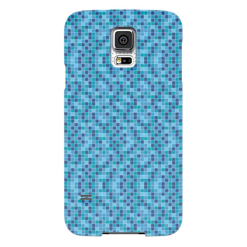 Чехол для Samsung Galaxy S5 Printio Мозайка мозайка grid