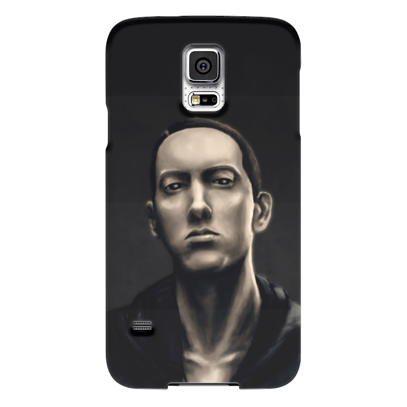 Чехол для Samsung Galaxy S5 Printio Eminem art чехол для samsung galaxy s5 printio череп художник