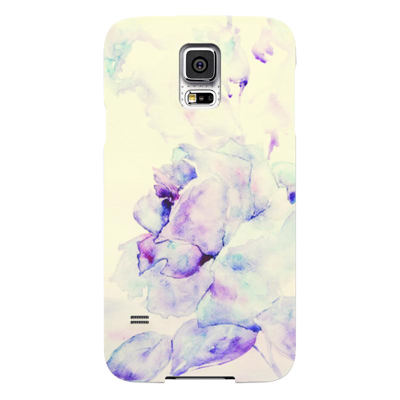 Чехол для Samsung Galaxy S5 Printio Зимняя рапсодия samsung g900h galaxy s5 16гб белый в омске