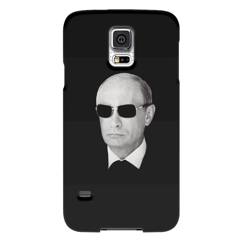 Чехол для Samsung Galaxy S5 Printio Путин – всё путём чехол для samsung galaxy s5 printio барселона на samsung galaxy s5