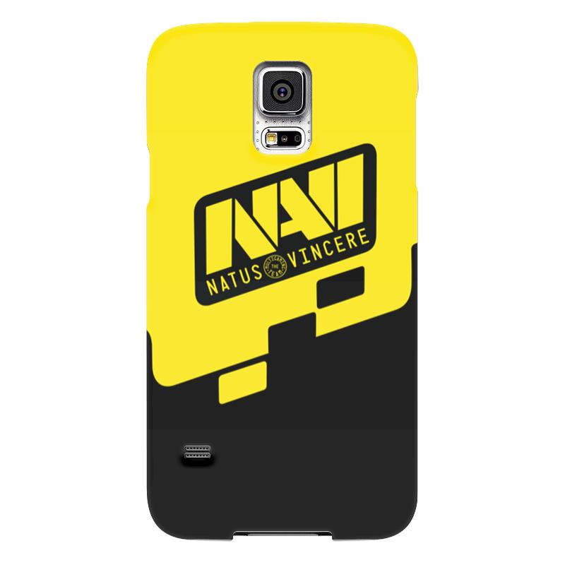 Чехол для Samsung Galaxy S5 Printio Natus vincere logo коврик для мышки printio natus vincere
