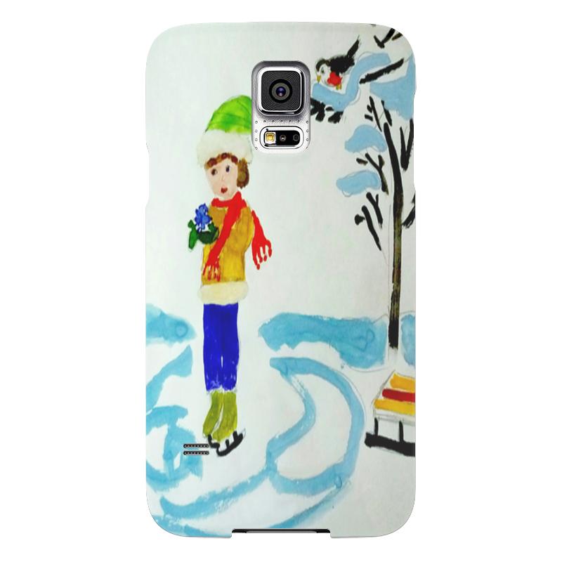 Чехол для Samsung Galaxy S5 Printio Зимние забавы чехол для samsung galaxy note printio зимние забавы