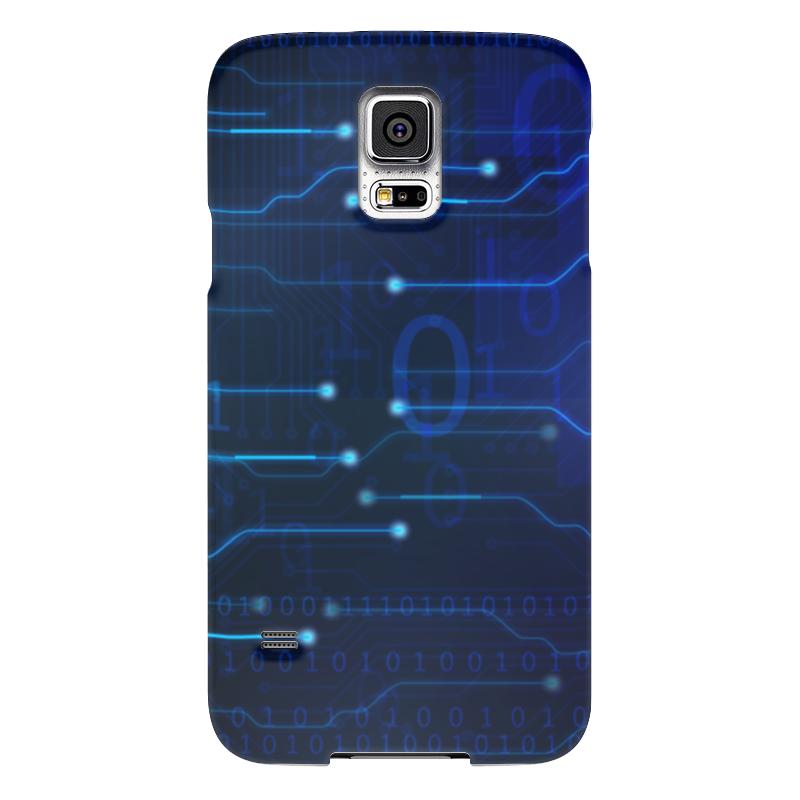 Чехол для Samsung Galaxy S5 Printio Матрица чехол для samsung galaxy s5 printio skull